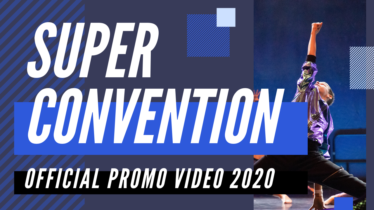 Super Convention 2020 Promo